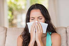 holistic treatment for seasonal allergies in Tri-Cities, TN